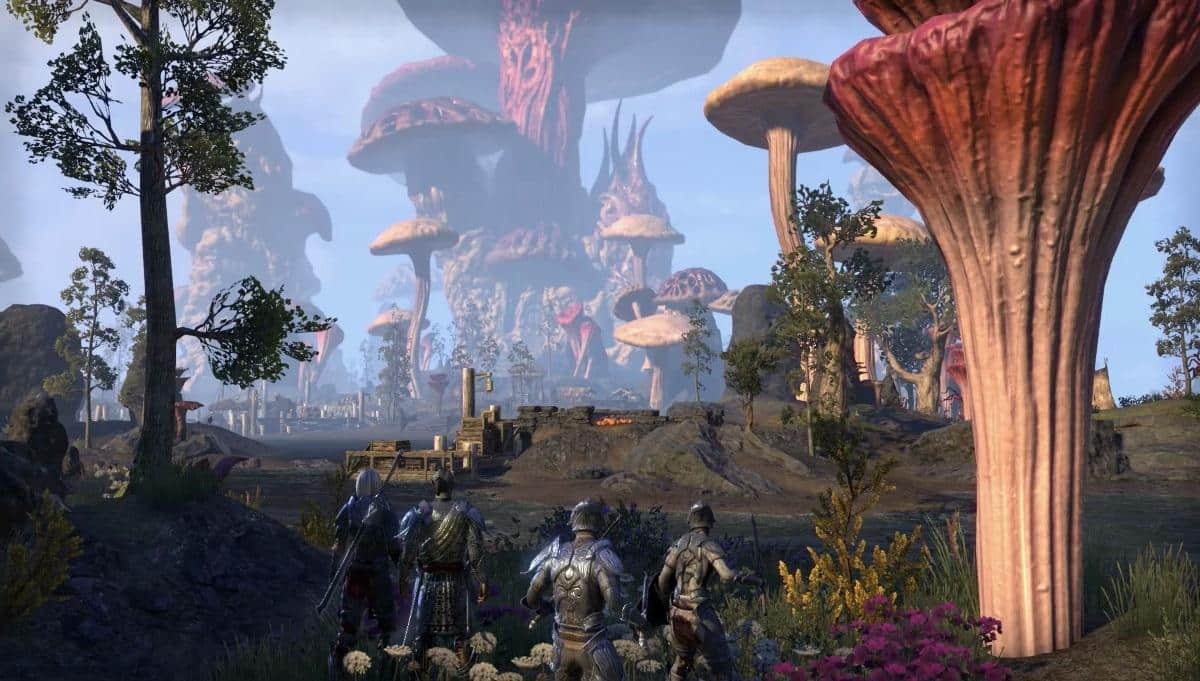 For Additional Detail On Vvardenfell's Unique Flora And Fauna In Eso:  Morrowind, Check Out This Article