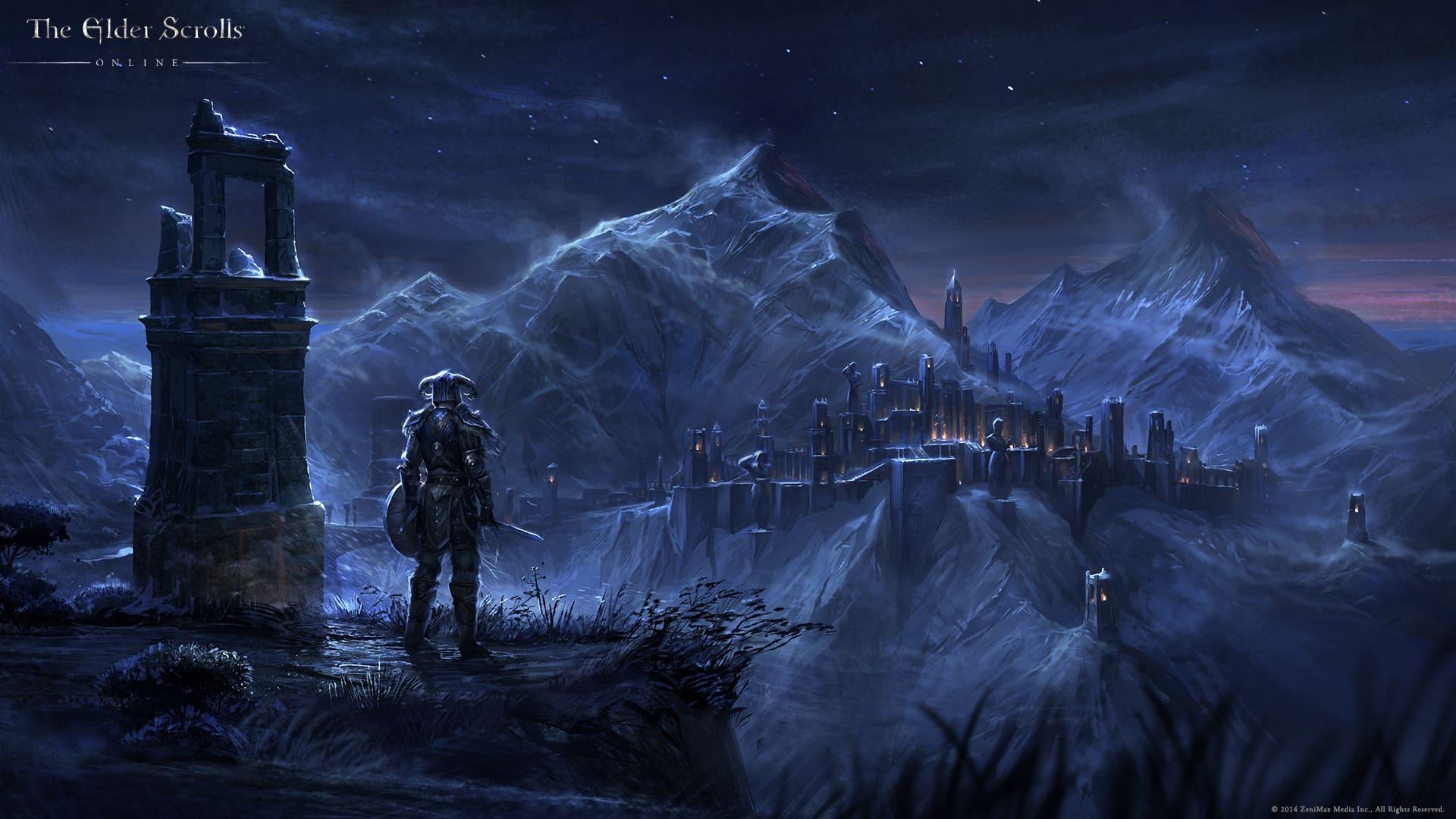 The Elder Scrolls Online Legends Wallpapers: The Elder Scrolls Online
