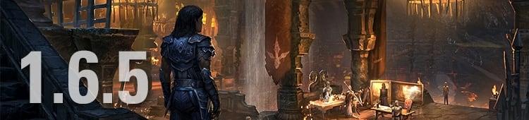 Patch Notes v1 6 5 - The Elder Scrolls Online