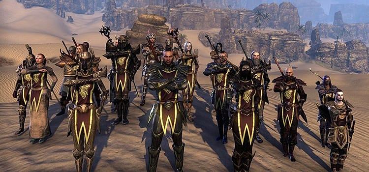 Guild Spotlight – The Desert Lions - The Elder Scrolls Online Elder Scrolls Online Redguard Names