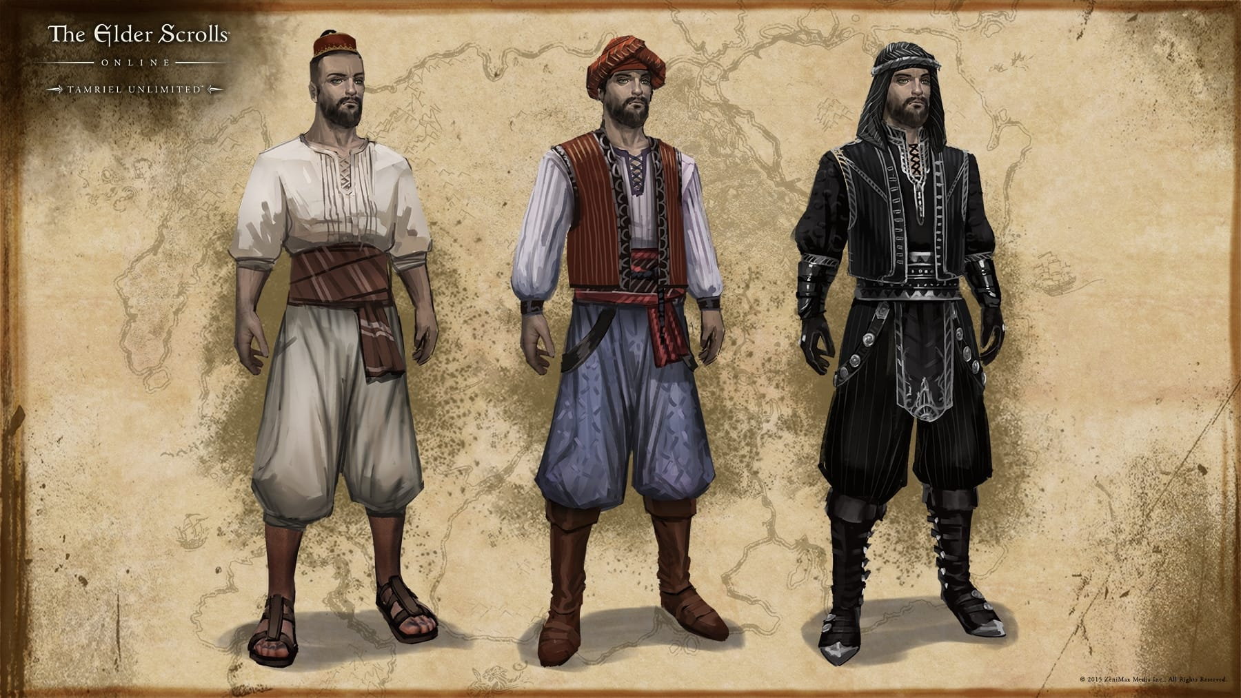 eso how to change outfit