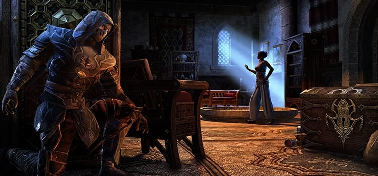 Thieves Guild Guide Systems Skill Line The Elder Scrolls Online