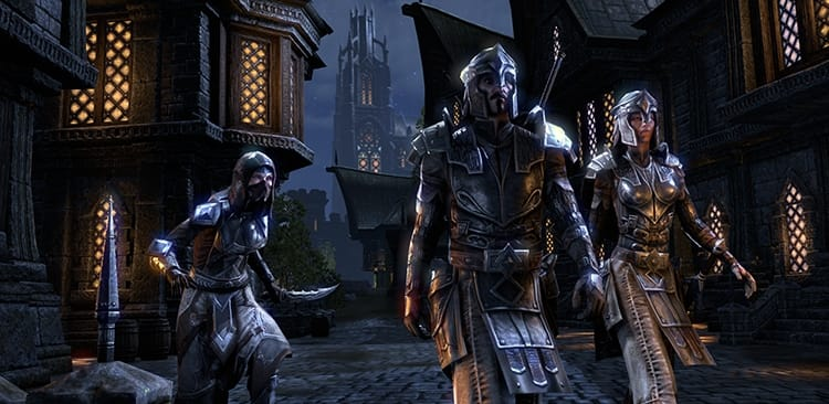 Voices in the dark eso who to kill