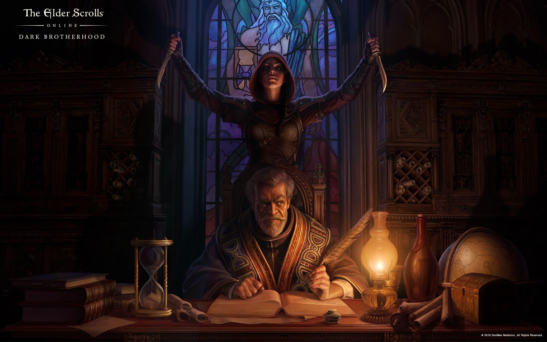 Dark Brotherhood: Launch Details - The Elder Scrolls Online