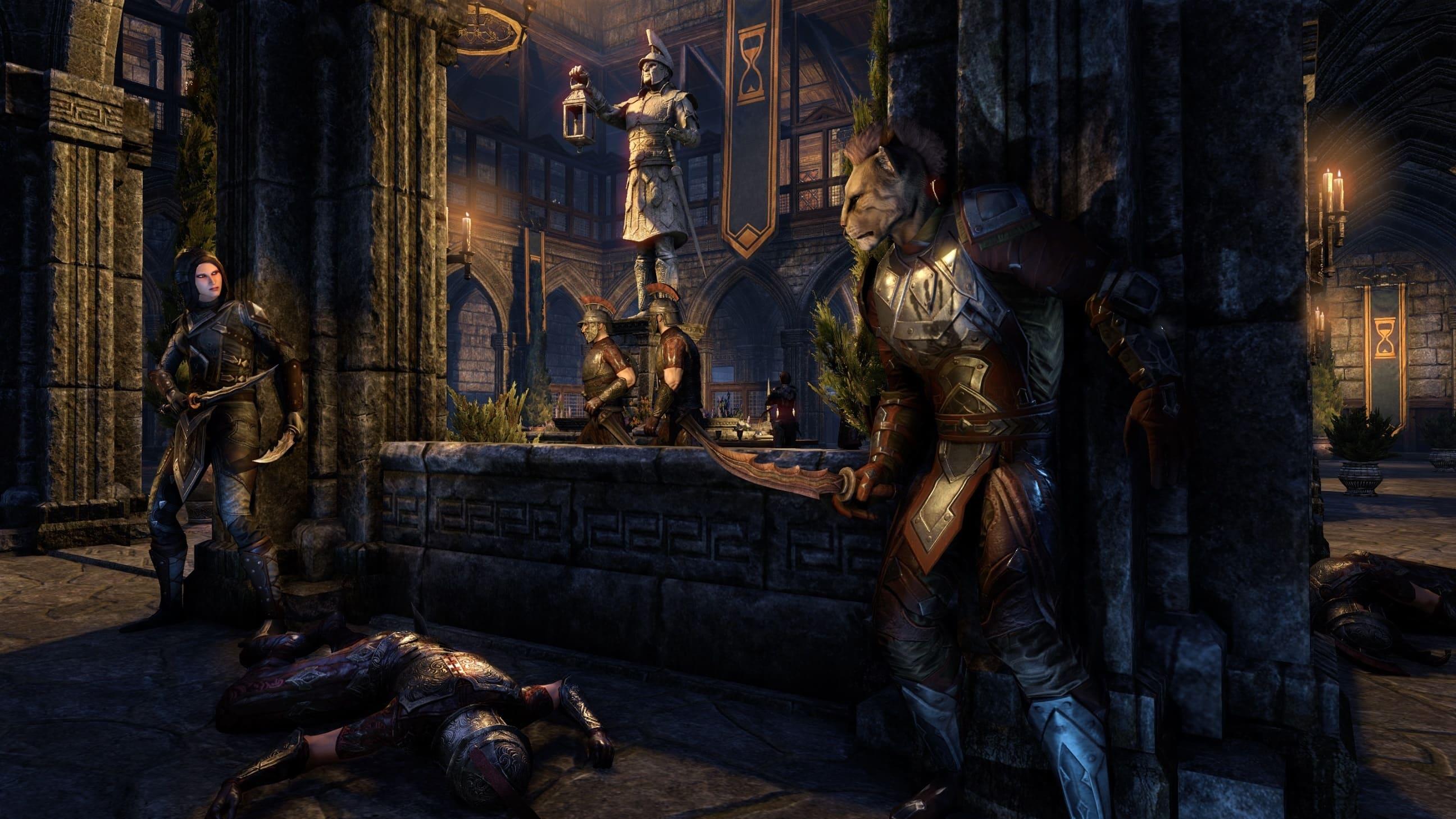 Dark Brotherhood Guide: Areas - The Elder Scrolls Online