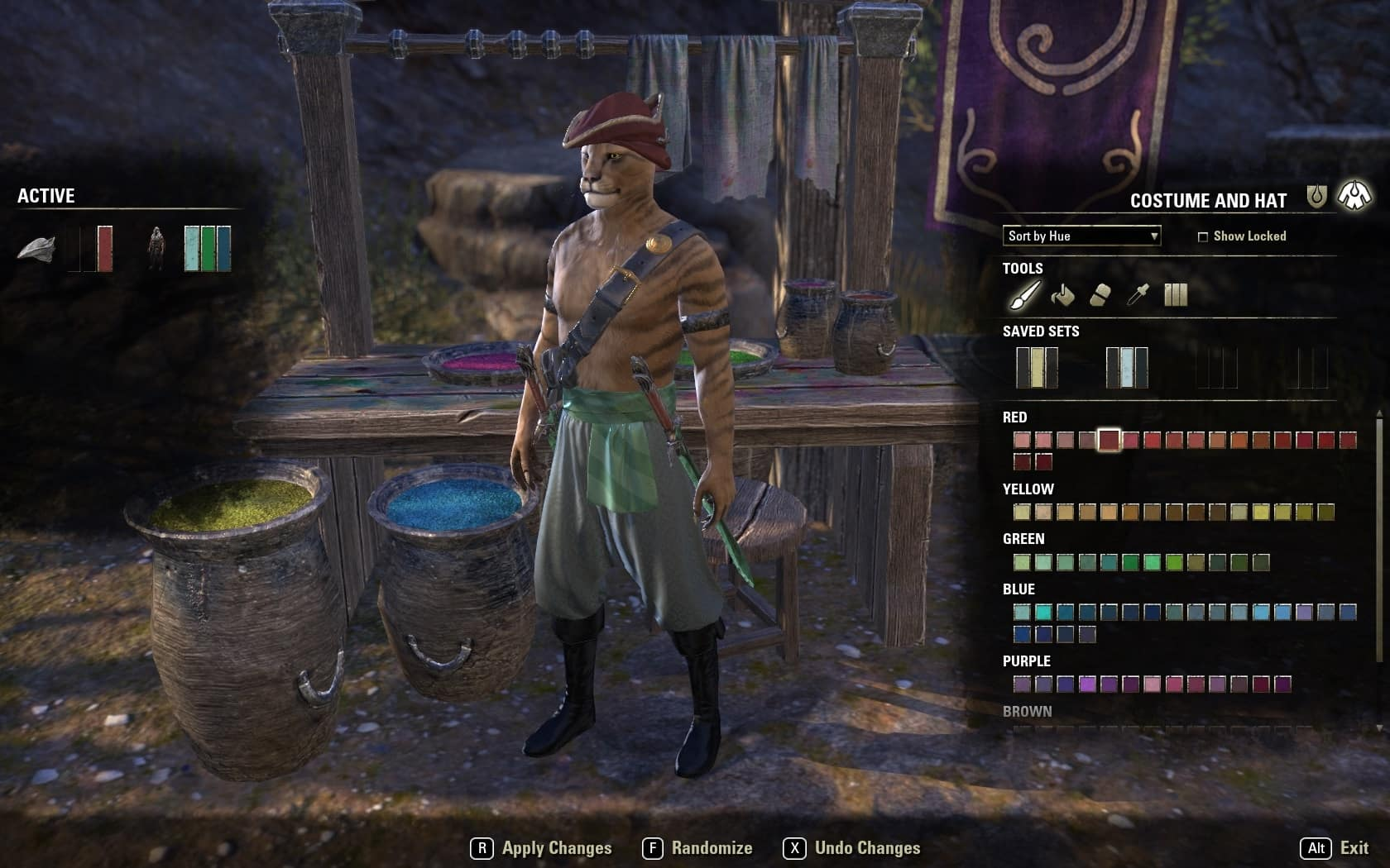 update 11 guide costume dyes the elder scrolls online