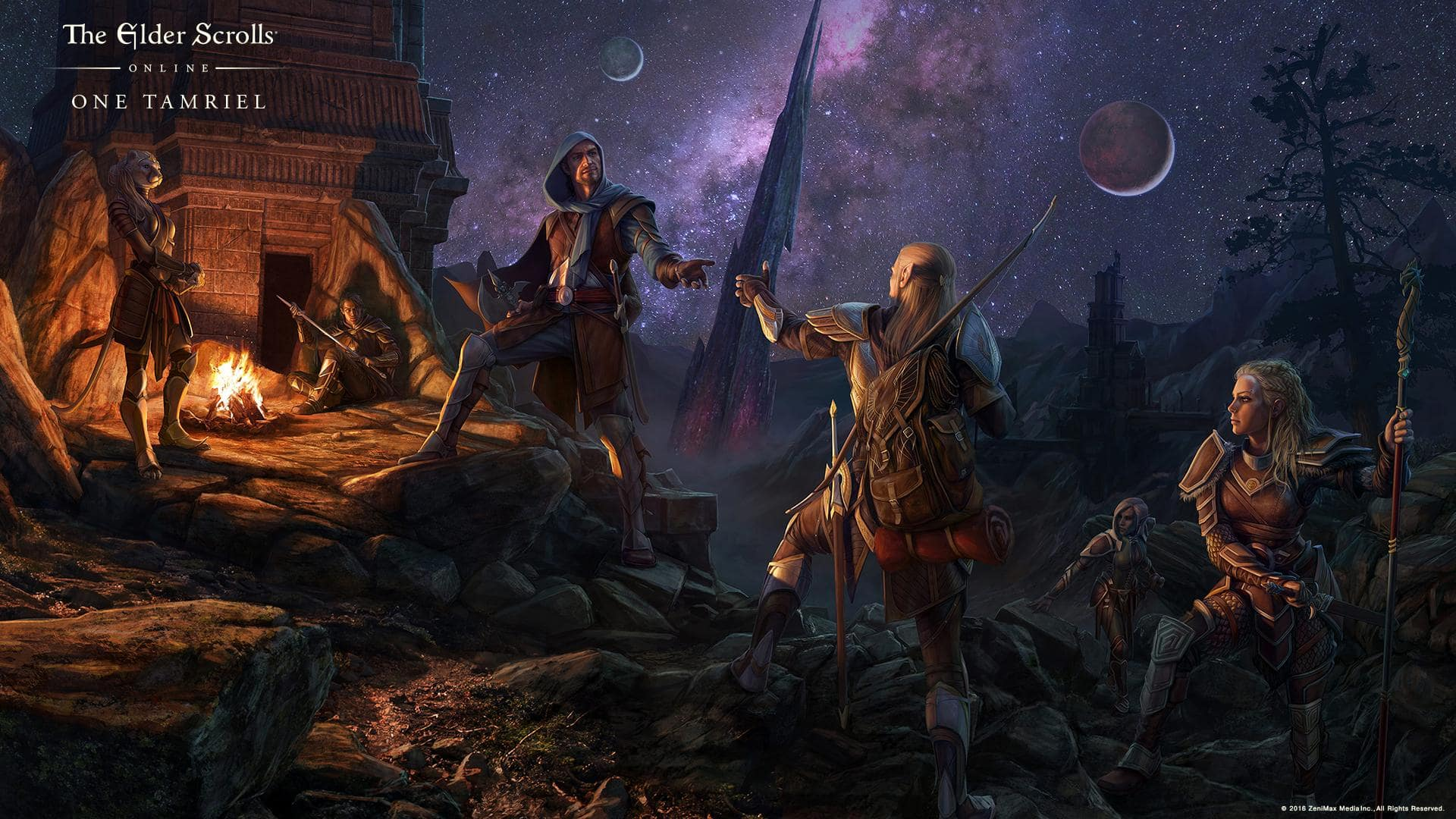 Update 12 Brings Players Together in One Tamriel for PC/Mac