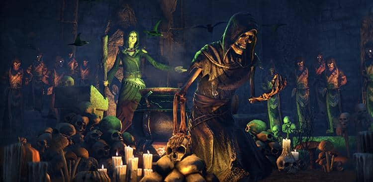 The Witches Festival is Coming! - The Elder Scrolls Online Halloween