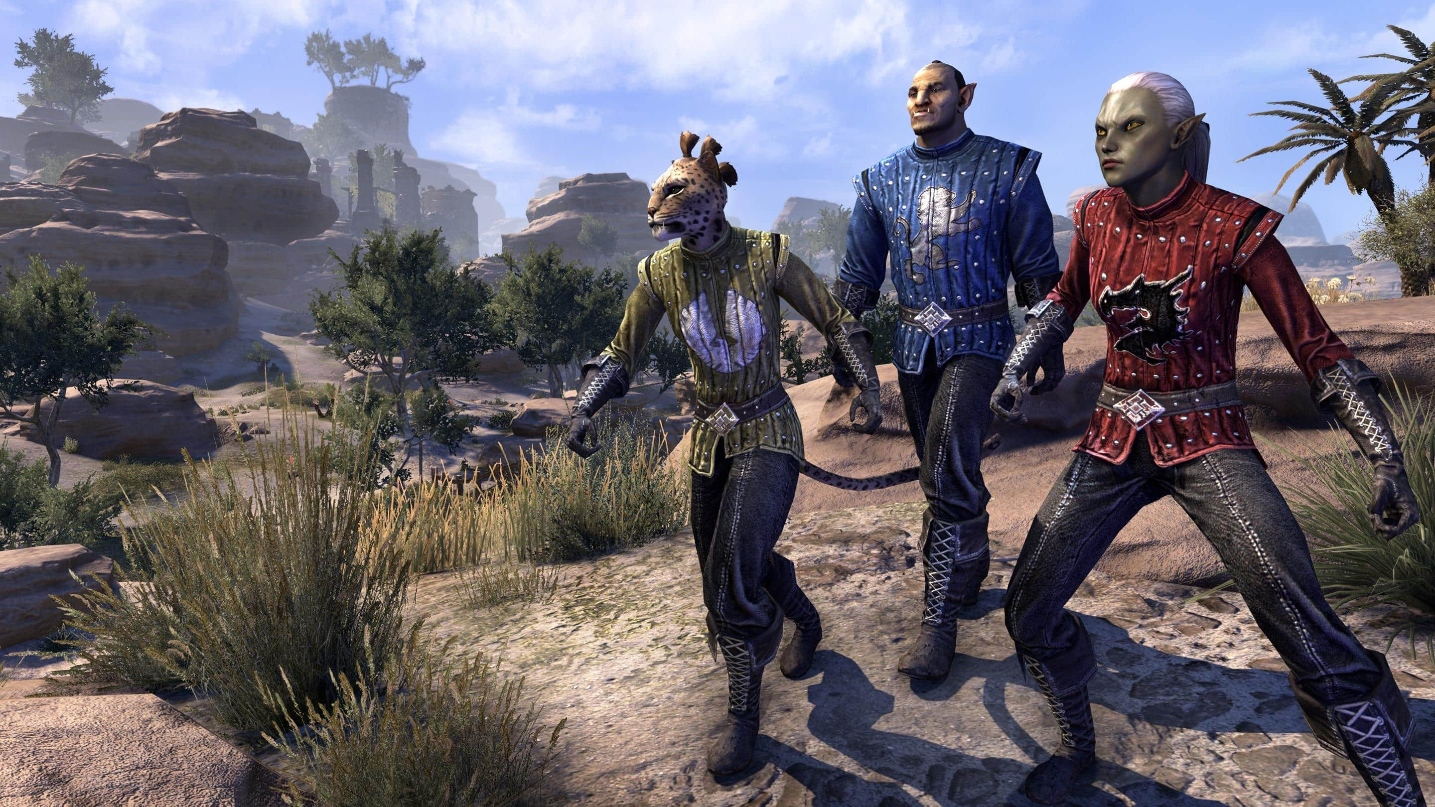 Eso Crafting Motifs Across Characters