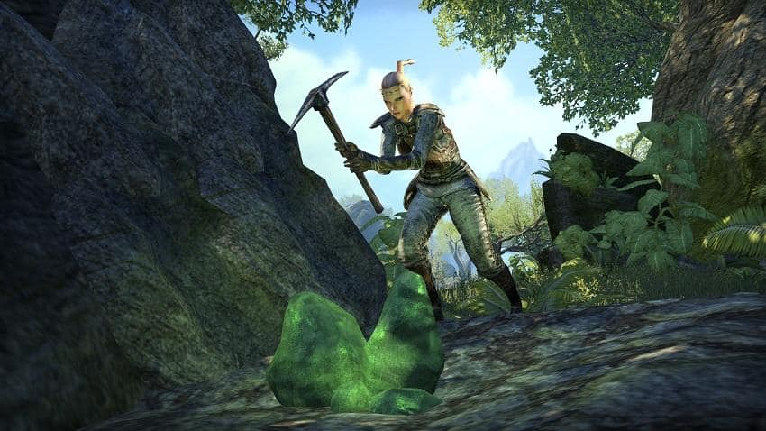 New Player Guide: Gathering & Crafting - The Elder Scrolls