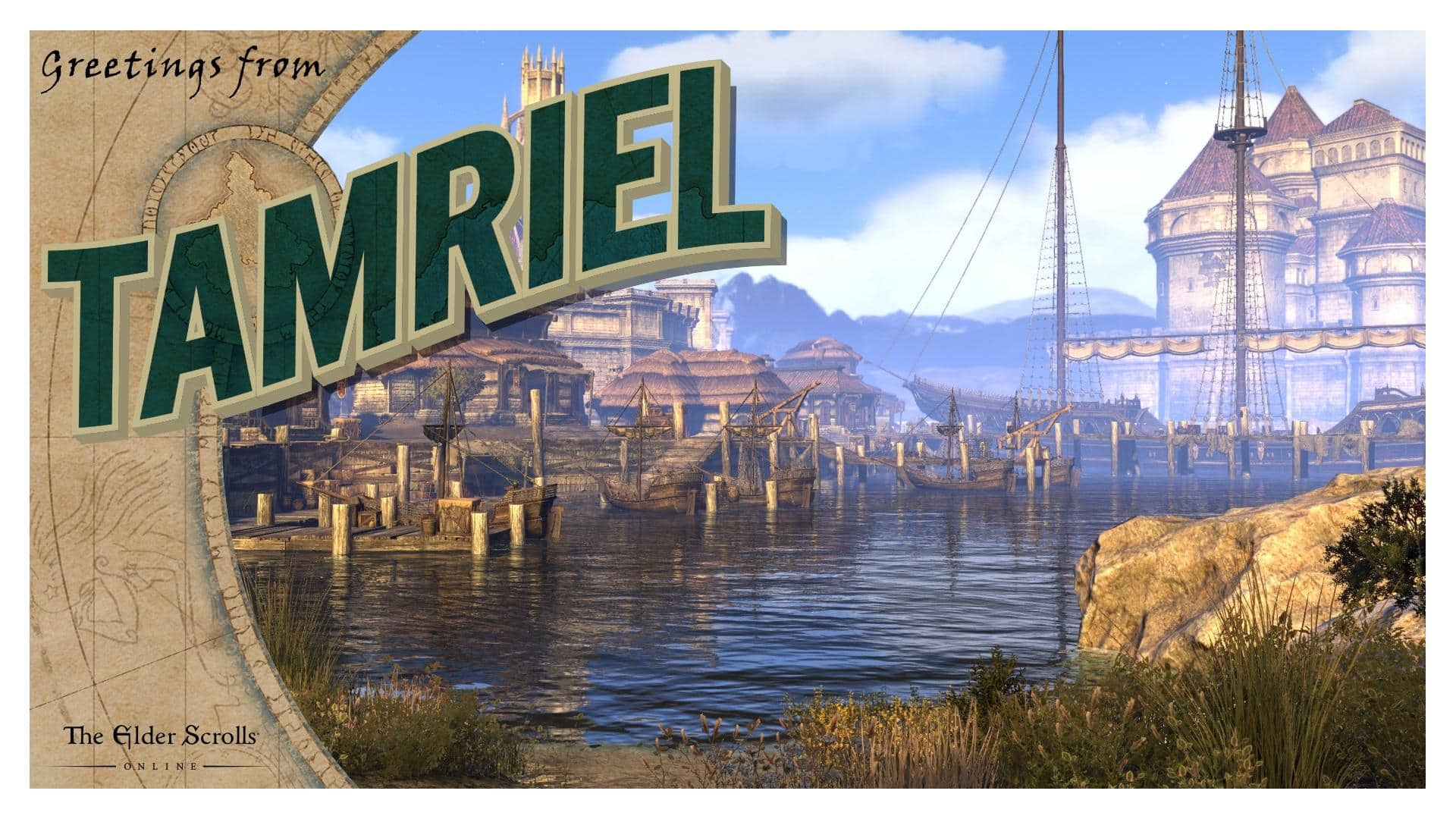 one tamriel postcards from the dagger s edge the elder scrolls online