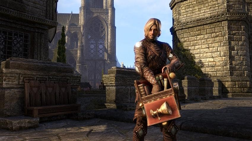 New Player Guide: Inventory & Items - The Elder Scrolls Online