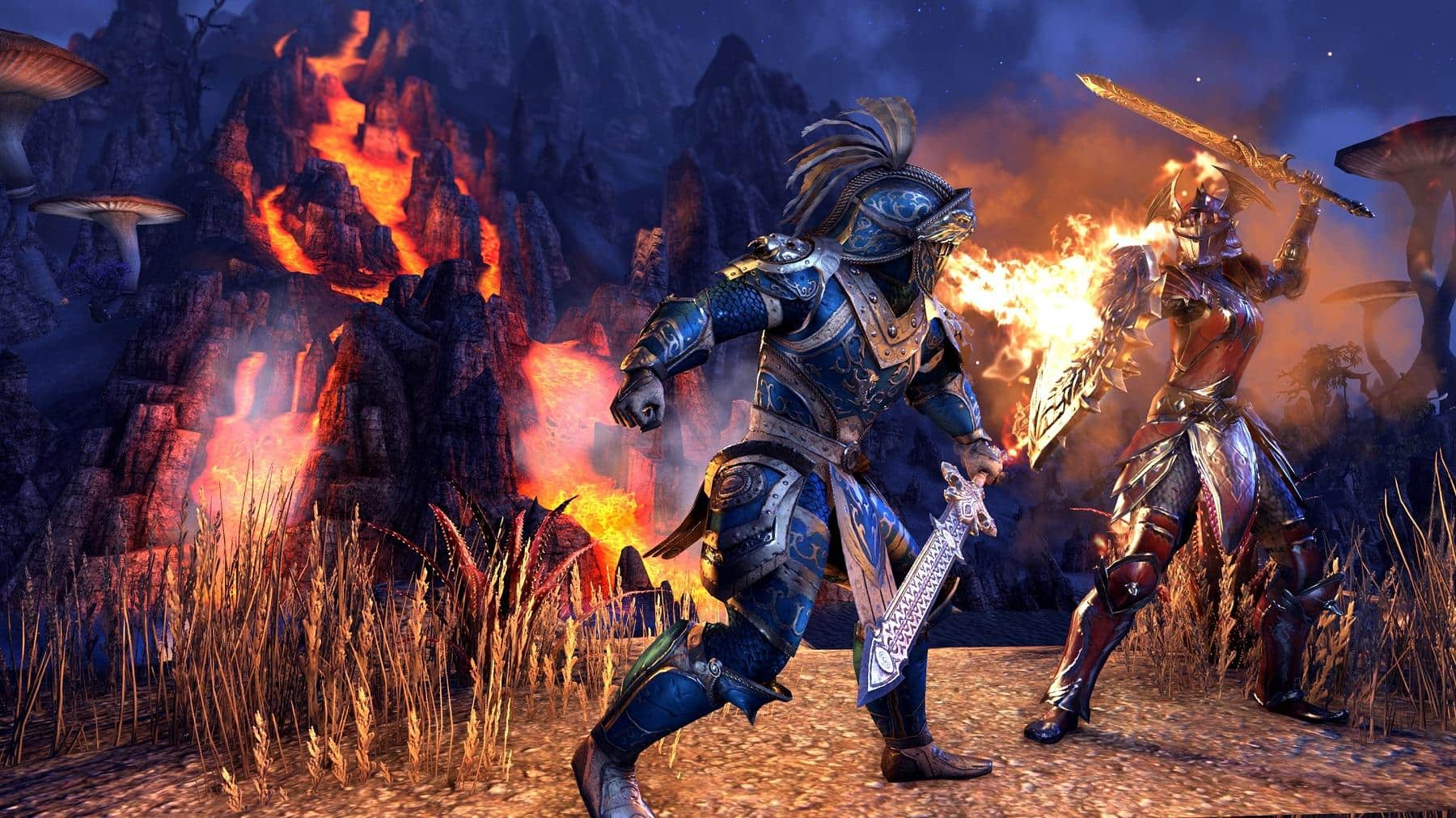 Elder Scrolls Online Is Free To Play On PS4, Xbox One, PC ...