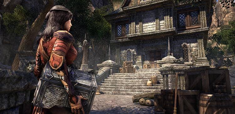 """Homestead"""" vorgestellt - The Elder Scrolls Online"""