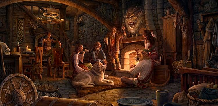Starting Today Everyone Who Owns The Elder Scrolls Online On Pc And Mac Can Dive Into Player Housing Furniture Crafting Master Crafting Writs And More