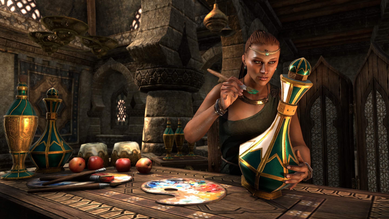 How To Craft House Furniture Elder Scrolls Online