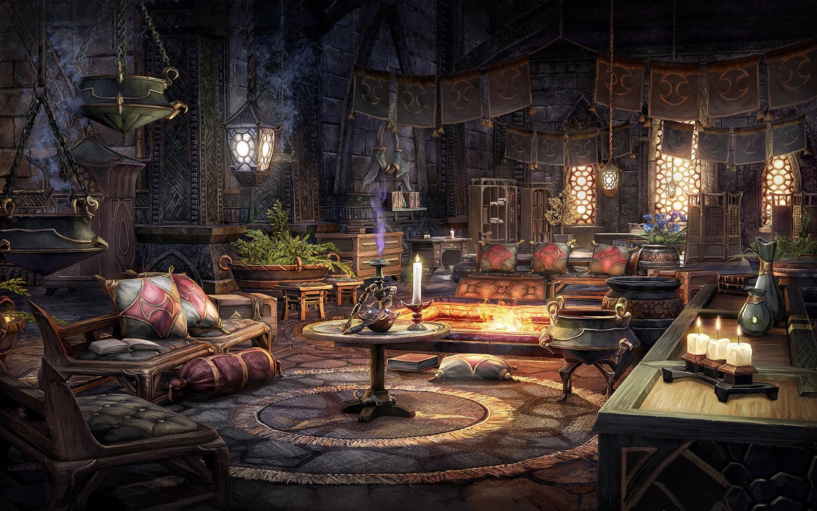 Homestead basics guide the elder scrolls online Decorate your home online