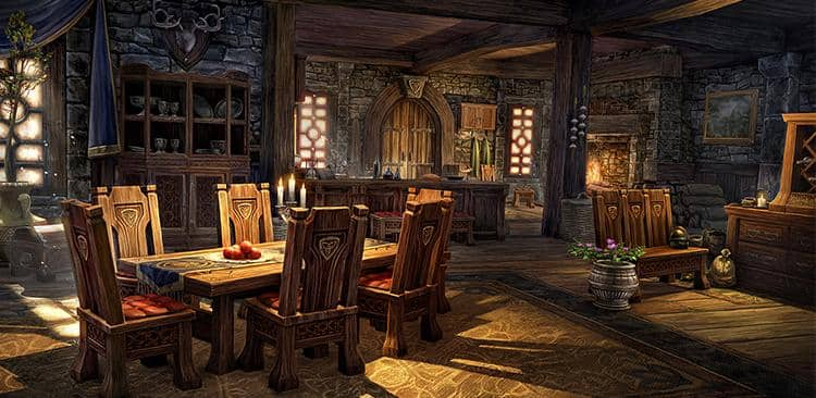 If You Own A Home In Tamriel, Youu0027ll Need To Furnish Your Newfound Space  With Furniture. One Way To Get The Furniture You So Desire Is To Craft It  Yourself!