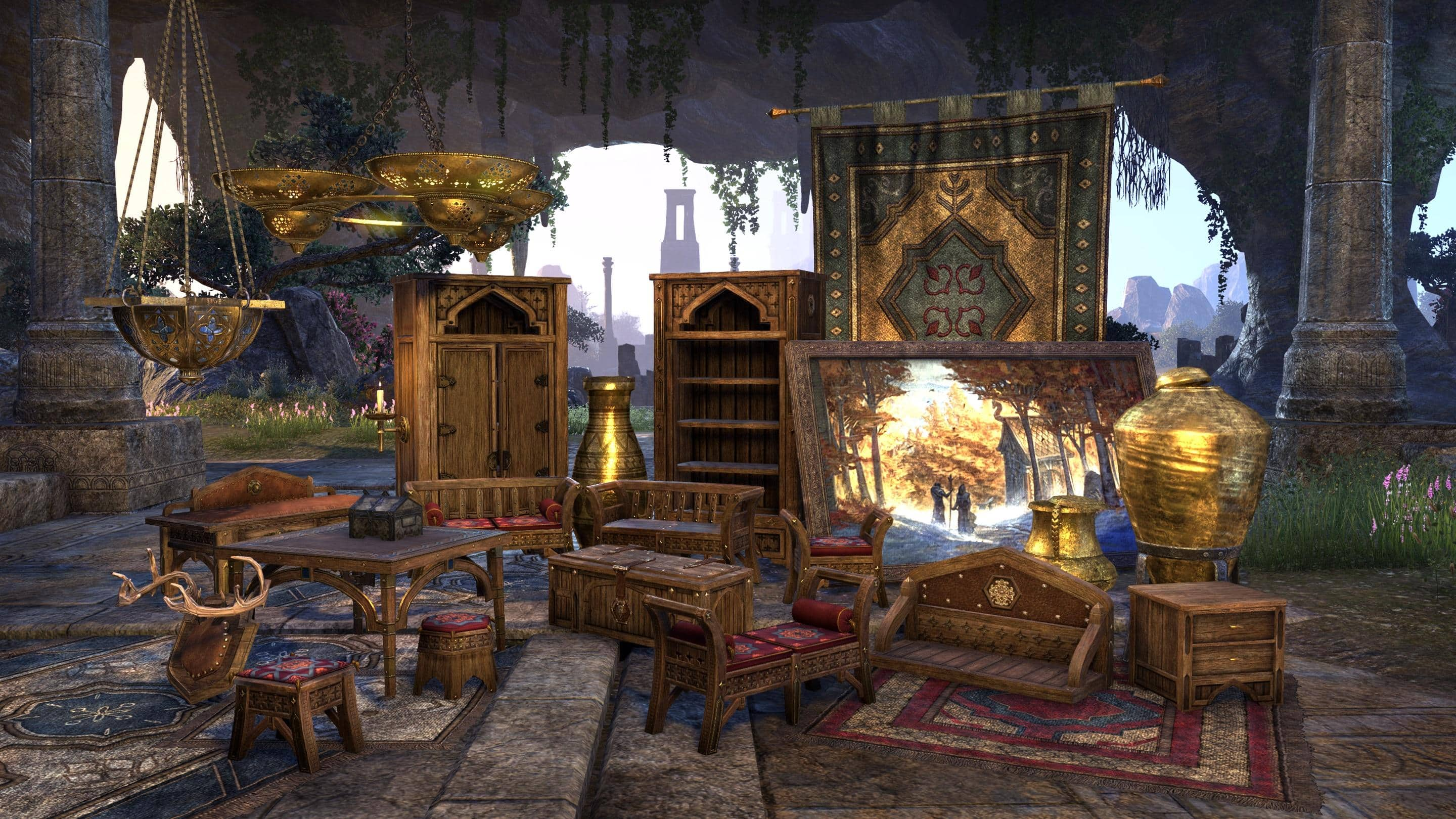 Homestead Crafting Stations