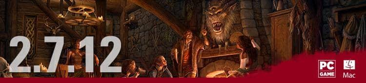 Patch Notes - The Elder Scrolls Online