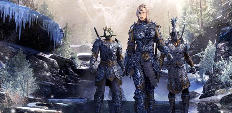 Elder Scrolls Online: Tamriel Unlimited - Xbox One Game
