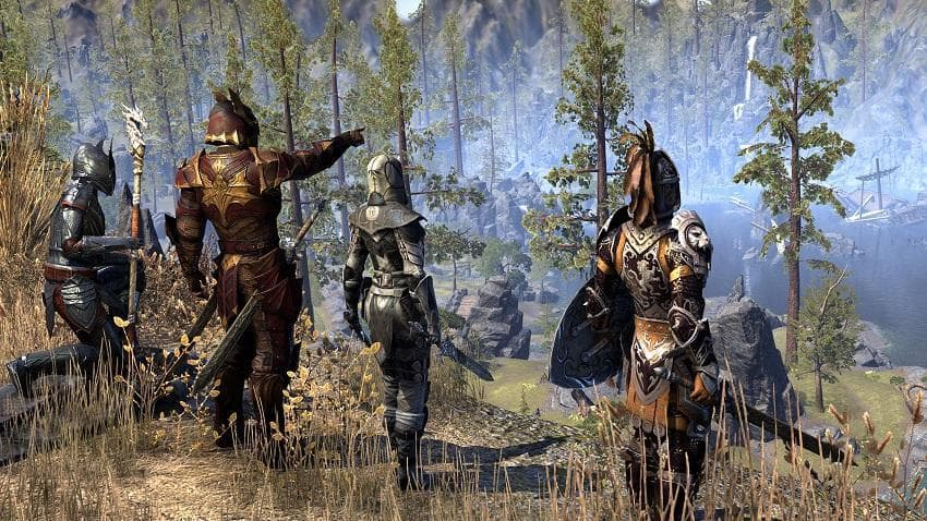 New Player Guide: Chat & Grouping - The Elder Scrolls Online