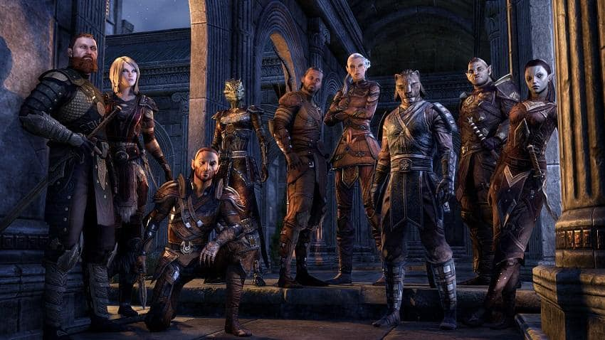 Image result for eso characters