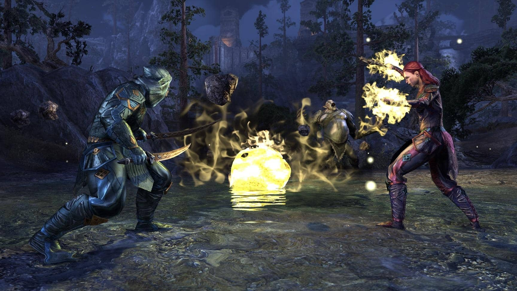 New Player Guide: Skills & Leveling Up - The Elder Scrolls Online