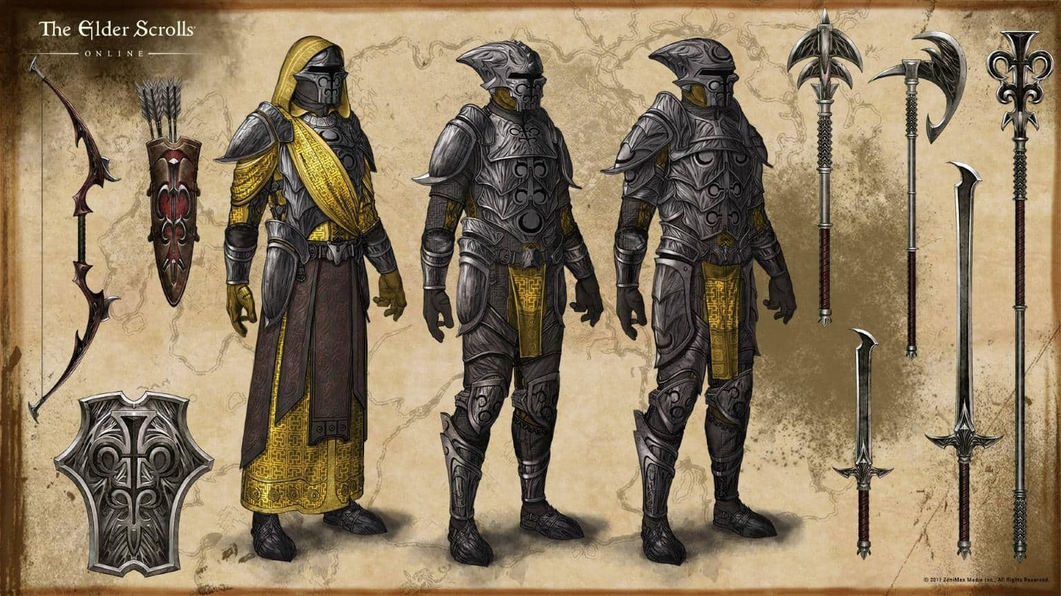 Eso Crafting Sets Styles