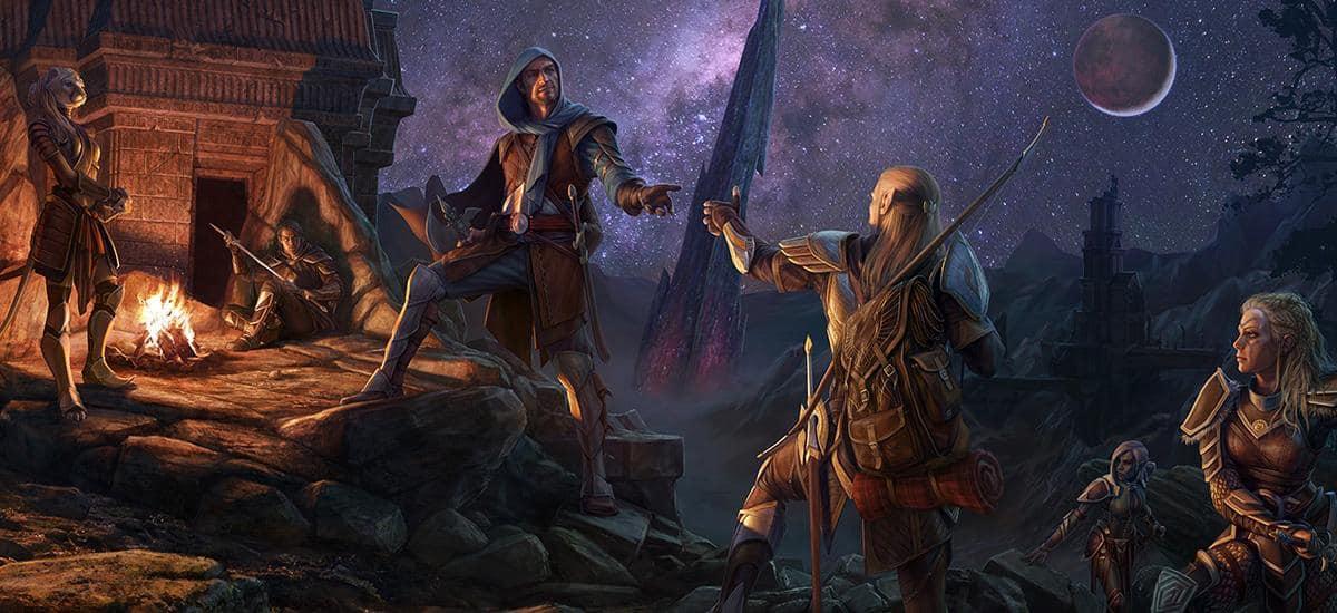 One Tamriel - The Elder Scrolls Online
