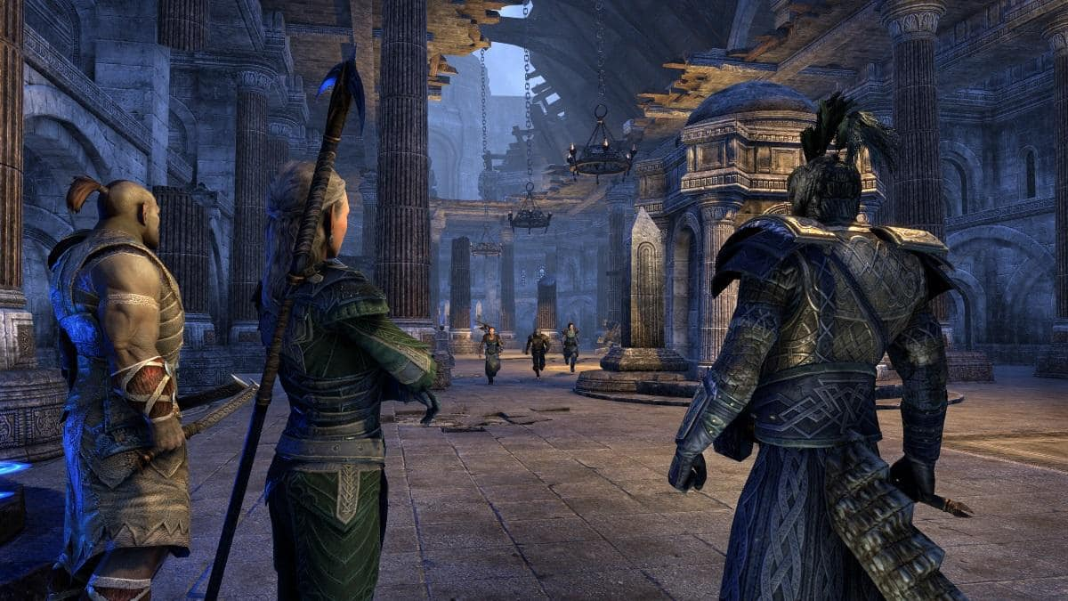 ESO] Havent played it for a long time! But those new pvp