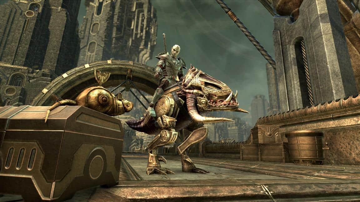 Bethesda, The Elder Scrolls Online, ZeniMax