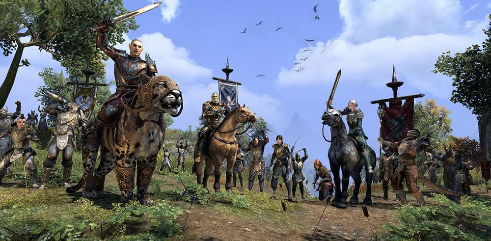 'Elder Scrolls Online' Goes Subscription-Free On PC And Mac