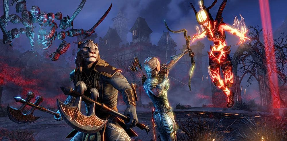 Explore Tamriel for Free this Weekend on PlayStation®4 and PC/Mac
