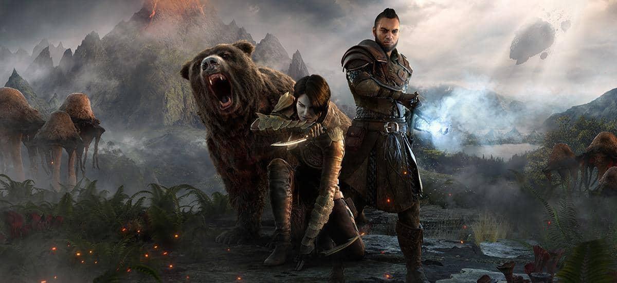 Elder Scrolls Online: Pet sale in Crown Store