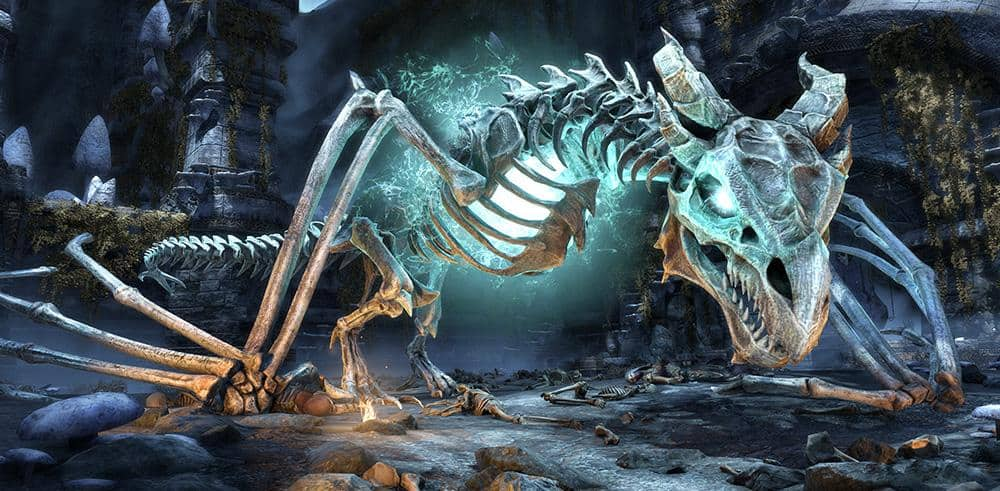 Image result for eso dragon bones
