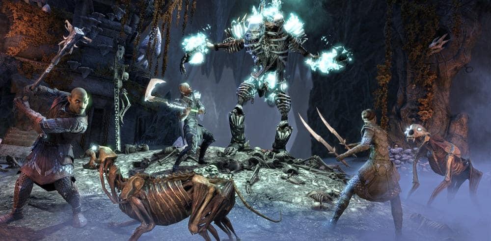 ESO Community Guides – Dragon Bones & Update 17 Special - The Elder