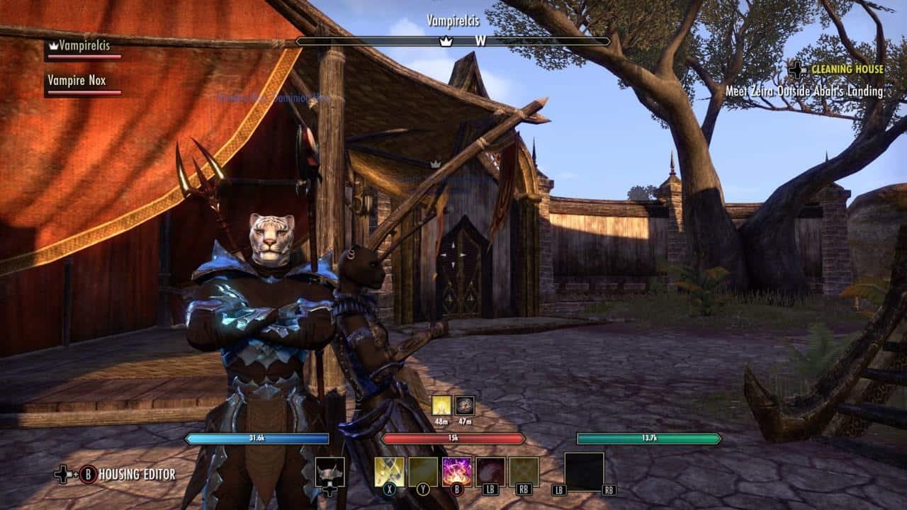 The Elder Scrolls Online: Review in Progress Update