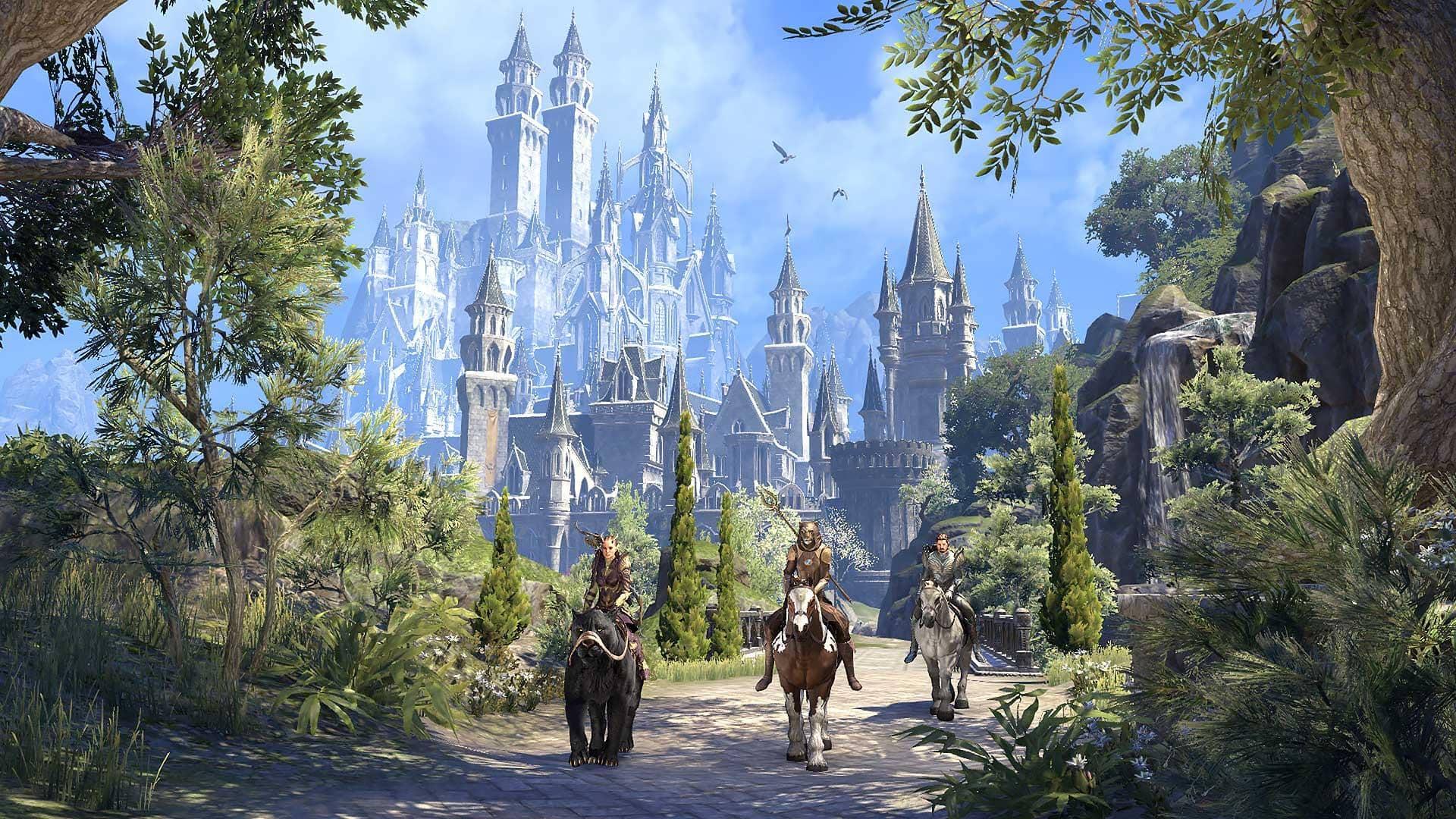 Bethesda annonce Summerset, le prochain chapitre de The Elder Scrolls Online