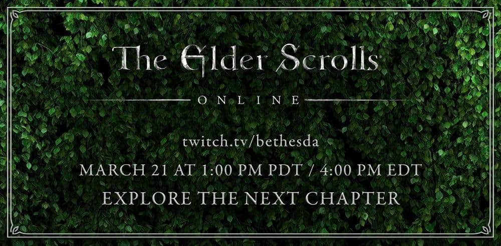 The Elder Scrolls: Online |OT| It's TES VI, VII, VIII and IX | ResetEra