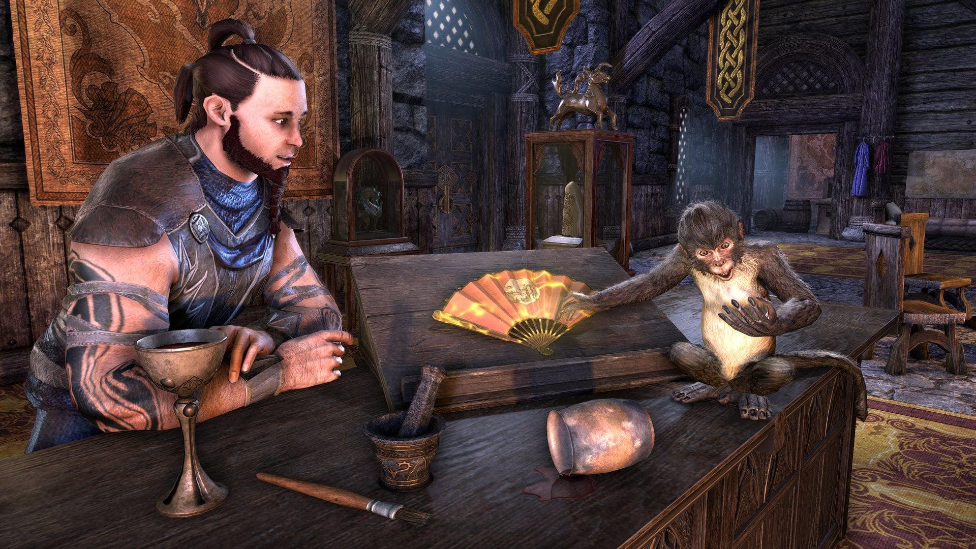 Eso Crafting Stations For Your Home