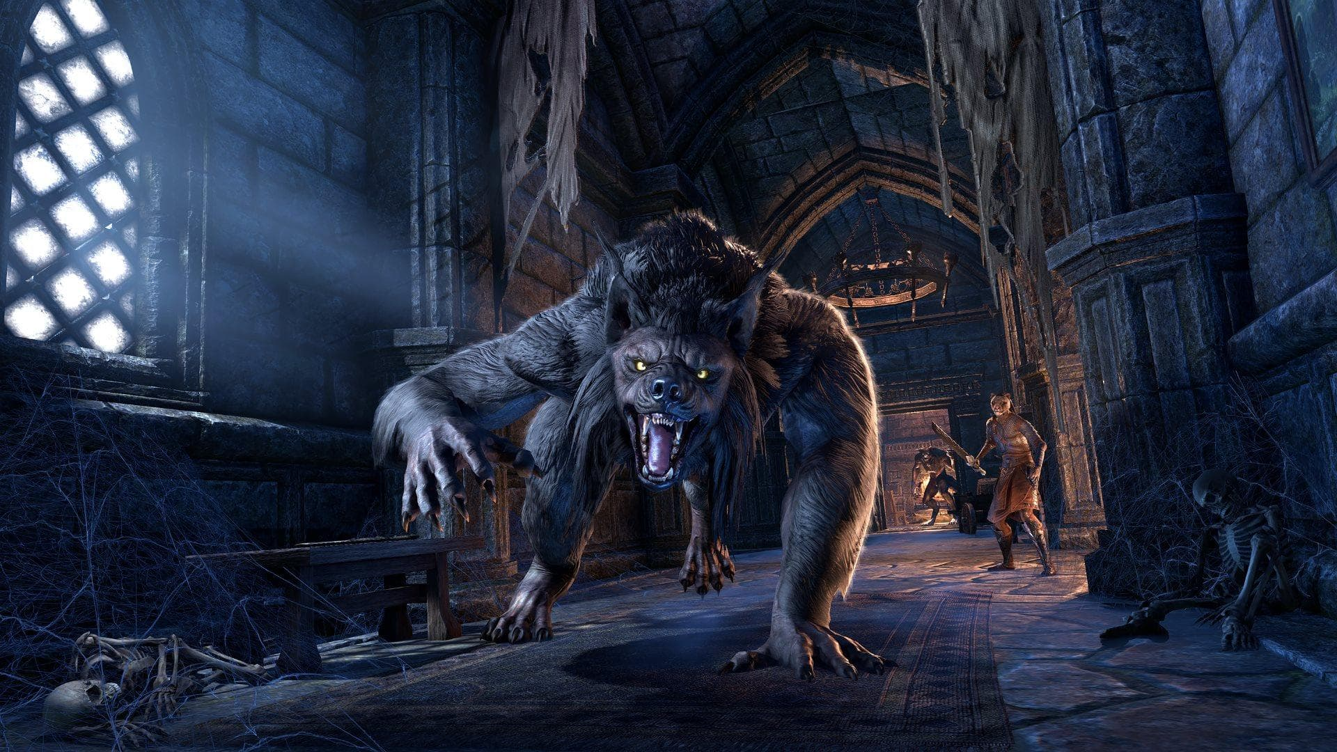 Elder Scrolls Online Wolfhunter DLC Releasing Next Week