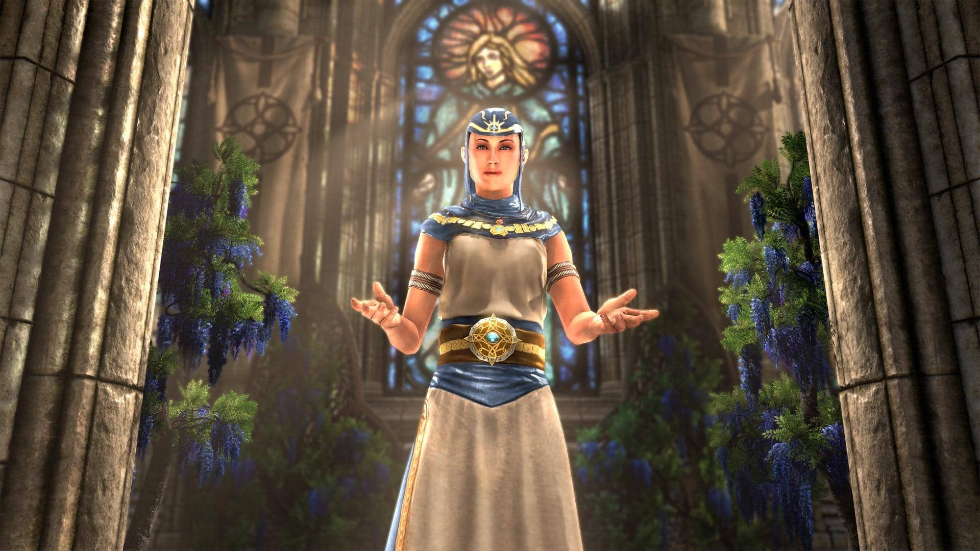 ... member-exclusive items includes a unique collectible  the Priestess of  Mara costume. Note that the new costume will not be available immediately e6b7c11e08b69