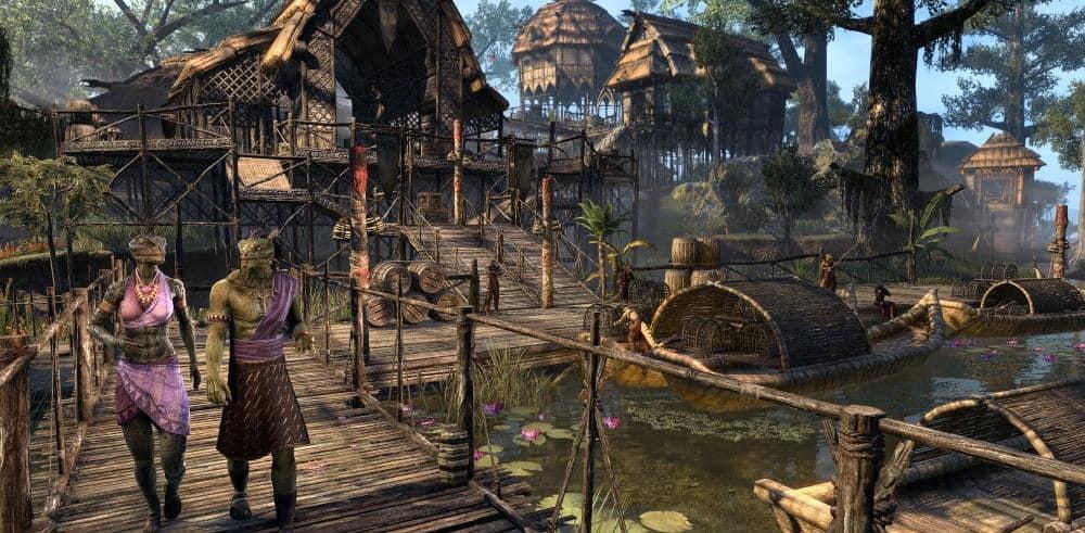"""Vorschau auf """"Murkmire"""" und Update 20 - The Elder Scrolls Online"""