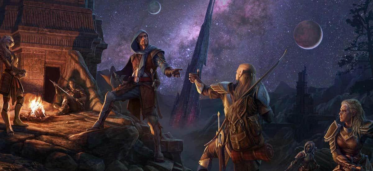 Startseite - The Elder Scrolls Online