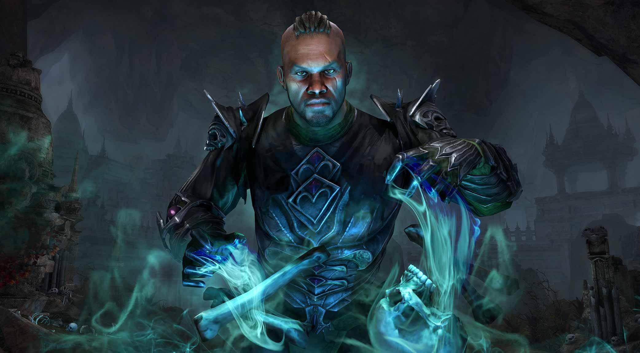 Elsweyr ESO Necromancer