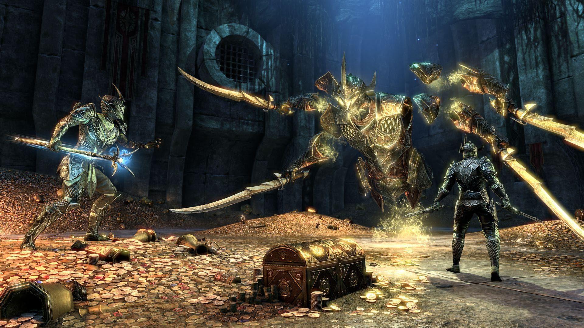 Wrathstone & Update 21 Preview - The Elder Scrolls Online
