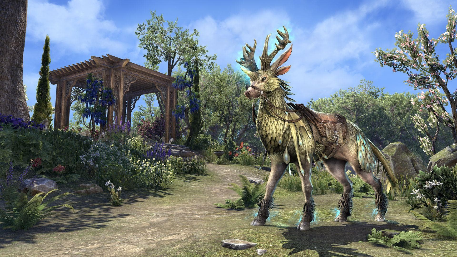 ESO Evolve Indrik Mounts During 2019 Ingame Events - Dulfy