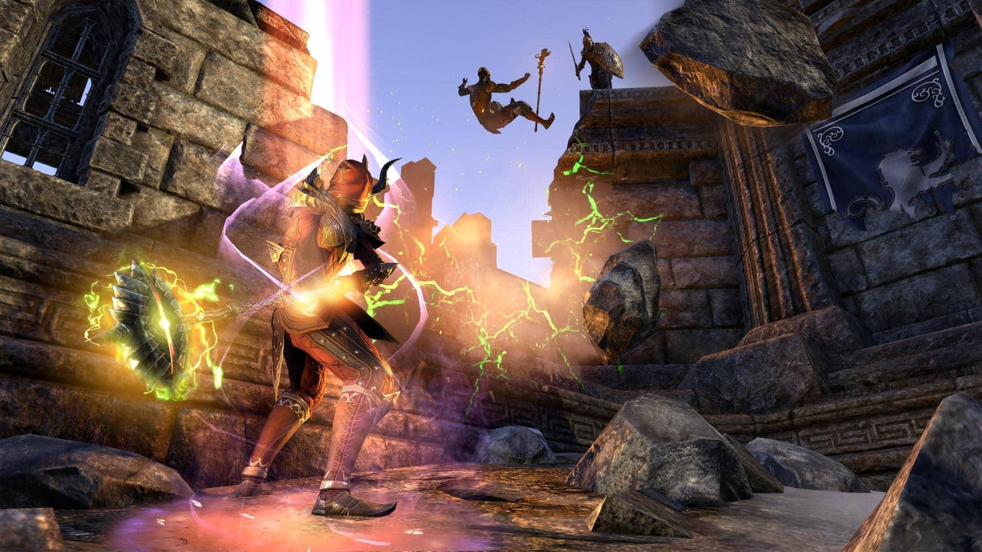 Cyrodiil + Elsweyr = Chaos! - Sanguine's Sentinels