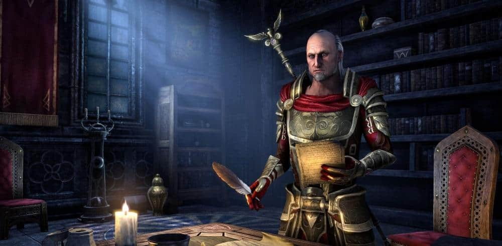 Meet the Character – Abnur Tharn - The Elder Scrolls Online